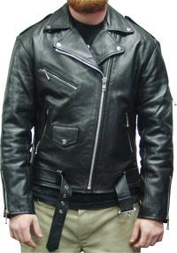0d4d2fe8d Straight To Hell Leather & Vegan Jackets @ Interpunk.com - The ...