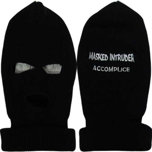 Masked Intruder ski masks